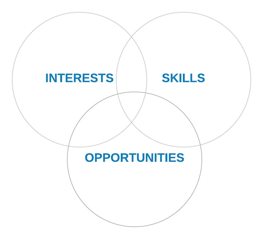 INTERESTS-SKILLS-OPPORTUNITIES
